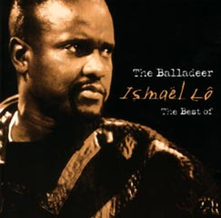 Ismaël Lô - The Ballader (Wrasse Records / Sony Music, 2001)