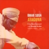 Omar Sosa - Ayaguna - Live Duo Concert with Gustavo Ovalles (Otá Records / Night & Day, 2003)